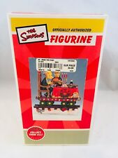 The Simpsons A Feast For One Christmas Ornament 2003 In Box