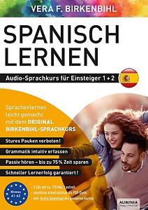 Spanisch lernen für Einsteiger 1¿+¿2 (ORIGINAL BIRKENBIHL) | Vera F. Birkenbihl