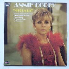 ANNIE CORDY Oh ! La la  .. 2C176 14944/5