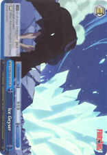 Weiss Schwarz Card - FT/EN-S02-097S SR - ICE GEYSER (super rare holo) - NM/Mint