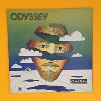 ODYSSEY From Altec SP19009 LP Vinyl VG++ Cover VG++ GF 1973 Various Artists Rock