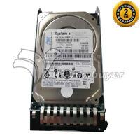 81Y9690 81Y9691HDD 1TB 1000GB 7.2K 6GBPS 2.5Inch SAS Hard Drive SZ #TX