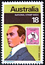 1976 Australian Stamps - National Stamp Week - Single MNH