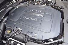 Jaguar XF XFR XKR 5.0 V8 Supercharged Motor 510 PS 375 KW Engine Moteur