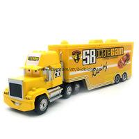 Disney Pixar Cars OctaneGain 58 Racers Hauler Truck 1:55 Diecast Model Loose Toy
