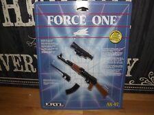 Rare 1989 ERTL FORCE ONE No 4973. AK-47 miniature TOY weapon/gun
