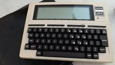 Radio Shack TRS-80 model 100 Portable Vintage Ordinateur