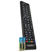 """HQRP Remote Control for Philips 20""""-40"""" Series LCD LED HD TV Smart 1080p 3D 4K"""