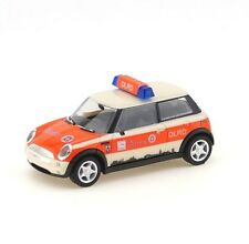 "Herpa 048101 - H0: Mini Cooper ""Johanniter Giessen"" - NEU + OVP"