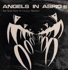 """Angels In Aspic(12"""" Vinyl)My Life Is Like Riding On A Ghost Train-Suspe-Ex/VG+"""