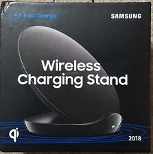 Samsung Fast Charge Wireless Charging Stand 2018 EP-N5100 Blue New!