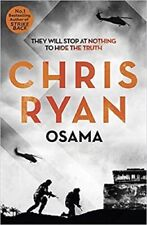 CHRIS RYAN ___ OSAMA ___ BRAND NEW B FORMAT___ FREEPOST UK