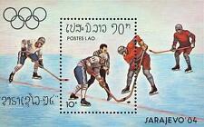 (021107) Icehockey, Olympics, Laos
