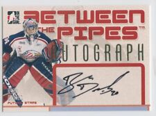 06-07 BETWEEN THE PIPES AUTOGRAPH AUTO RYAN DANIELS SPIRIT *49786