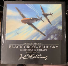 Black Cross/Blue Sky Base Game FREE US Shipping New Sealed Blue Sky Enterprises