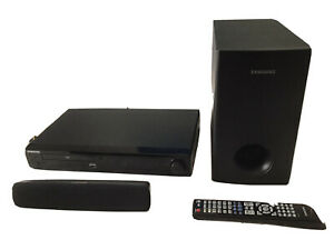 Samsung Home Cinema DVD Player And Speakers