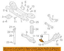 MAZDA OEM 12-14 5 Rear-Trailing Control Arm Bushing C2Y62846X