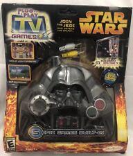 Star Wars Darth Vader Jakks TV Plug n Play Game New