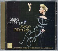 Joyce DiDONATO Signiert STELLA DI NAPOLI Pacini Bellini Carafa Mercadante CD