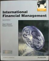 International Financial Management Second Edition International Edition Pearson