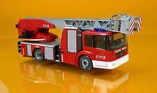 Wiking 062704 Mercedes Benz Econic Feuerwehr Drehleiter - Metz DL 32