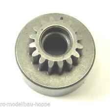 Acier Cloche d'embrayage 16 Dents 1-10 et 1-8 HOP-0078