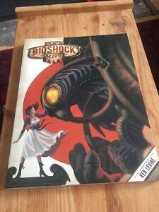 Loot Crate Bioshock Infinite Art Book