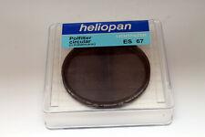 Heliopan Digital Polfilter Circular 67mm Käsemann - Polarisationsfilter