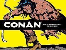 Conan: The Newspaper Strips Volume 1 (Conan Newspaper Strips), Thomas, Roy