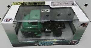 1957 COE DODGE POWER GIANT TRUCK TRACTOR TRAILER GREEN R24 14-05 BOYS MOPAR M2