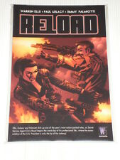 RELOAD WILDSTORM DC GRAPHIC NOVEL ELLIS GULACY ROLSTON 1401202756