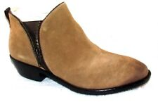 05656ab680cb NEW SOFFT VINTON BARLEY SUEDE WEDGE ANKLE BOOTS 6.5 M
