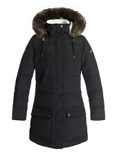ROXY Women's ELLIE Longline Puffer Snow Jacket - KVJ0 Size Large NWT LAST ONE
