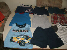 Boys 15 piece summer lot size 12 months