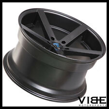 "19"" ROHANA RC22 GRAPHITE DEEP CONCAVE WHEELS RIMS FITS NISSAN 350Z 370Z"