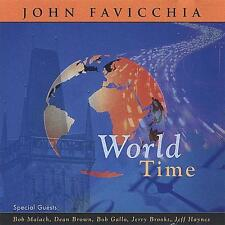 John Favicchia/World Time (+ Bob Malach, Dean Brown)