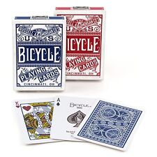 2 Decks Bicycle Chainless Standard Poker Playing Cards Red and Blue New Decks