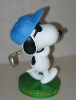"Snoopy Approx 9/"" Nutcracker w// Snoopy Name Plate No Box"