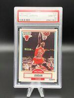 "1990 Fleer MICHAEL JORDAN #26 Chicago Bulls  PSA 10 GEM MINT ""Flawless"""