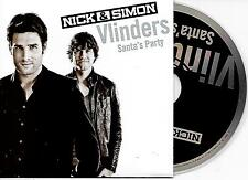 NICK & SIMON - Vlinders CD SINGLE 4TR Enh Dutch CARDSLEEVE 2010