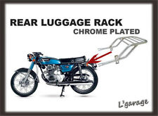 [LG]HONDA CB125 K1-K7 CB175 K1-K7 CB200 CB200T CL200 REAR LUGGAGE BAG RACK[H001]