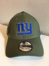 $34 New Era New York Giants 39Thirty Flex Fit Stretch Cap Hat Salute to Service