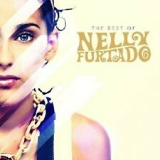 "Nelly Furtado ""The best of"" CD 18 tracks nuovo"