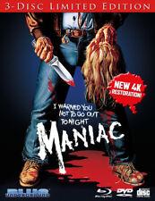 Maniac (REGION A Blu-ray New) 827058802192