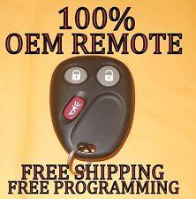 100% OEM GM GMC OLDSMOBILE KEYLESS REMOTE FOB TRANSMITTER MYT3X6898B 15008009 #2