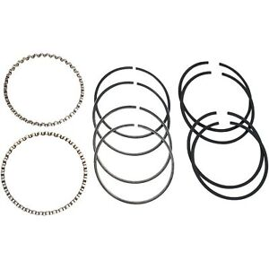-0.20in 3 5//8in.Big Bore KB Pistons Hastings 2M-5721+020 Moly Ring Set Oversize