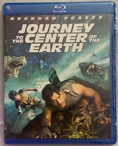 NEW JOURNEY TO THE CENTER OF THE EARTH BLU RAY FREE WORLD WIDE SHIPPING BUY NOW