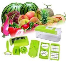 12pcs Slicer Vegetable Fruit Peeler Cutter Chopper Grater Salad Kitchen Tool Set
