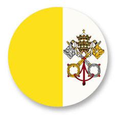 Magnet Aimant Frigo Ø38mm Drapeau Flag Echarpe Maillot Europe Vatican