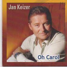 Jan Keizer-Oh Carol cd single